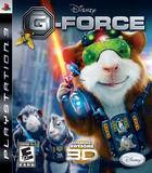 Portada oficial de de G-Force para PS3