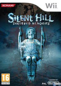 Portada oficial de Silent Hill: Shattered Memories para Wii