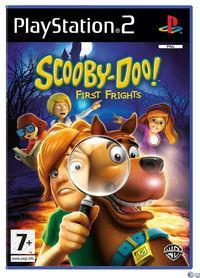Portada oficial de Scooby-Doo: Bienvenidos al misterio para PS2