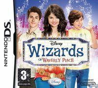 Portada oficial de Los Magos de Waverly Place para NDS