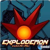 Portada oficial de Explodemon! PSN para PS3