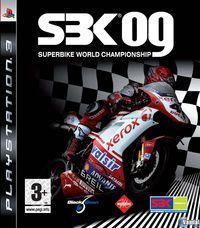 Portada oficial de SBK 09: Superbike World Championship para PS3