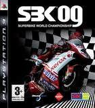 Portada oficial de de SBK 09: Superbike World Championship para PS3
