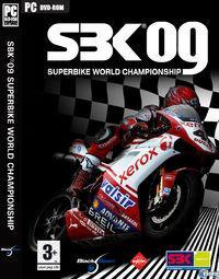 Portada oficial de SBK 09: Superbike World Championship para PC