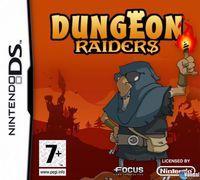 Portada oficial de Dungeon Raiders para NDS