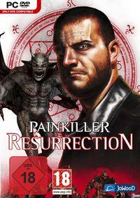 Portada oficial de Painkiller: Resurrection para PC