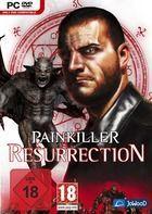 Portada oficial de de Painkiller: Resurrection para PC