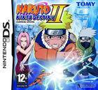 Portada oficial de de Naruto Ninja Destiny 2 para NDS