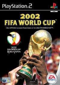 Portada oficial de FIFA World Cup 2002 para PS2