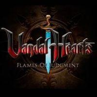 Portada oficial de Vandal Hearts: Flames of Judgment PSN para PS3