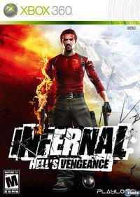 Portada oficial de Infernal: Hell's Vengeance para Xbox 360