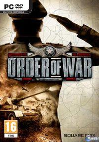 Portada oficial de Order of War para PC