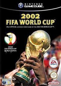 Portada oficial de Mundial FIFA 2002 para GameCube