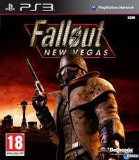 Portada oficial de Fallout: New Vegas para PS3