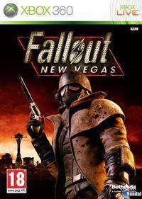 Portada oficial de Fallout: New Vegas para Xbox 360