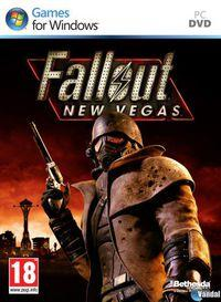 Portada oficial de Fallout: New Vegas para PC