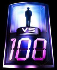 Portada oficial de 1 vs 100 para Xbox 360