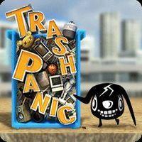 Portada oficial de Trash Panic PSN para PS3