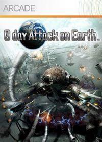 Portada oficial de 0 Day Attack on Earth XBLA para Xbox 360