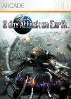 Portada oficial de de 0 Day Attack on Earth XBLA para Xbox 360