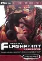 Portada oficial de de Operation Flashpoint: Resistance para PC