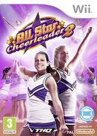 Portada oficial de de All Star Cheerleader 2 para Wii