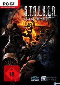 Portada oficial de S.T.A.L.K.E.R.: Call of Pripyat para PC