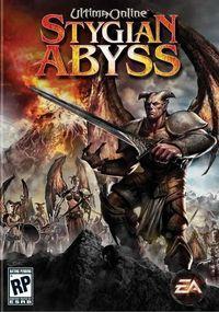 Portada oficial de Ultima Online: Stygian Abyss para PC
