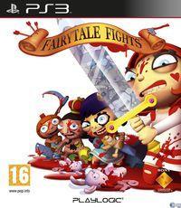 Portada oficial de Fairytale Fights para PS3