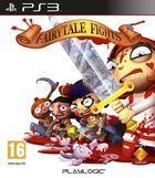 Portada oficial de de Fairytale Fights para PS3