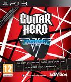 Portada oficial de de Guitar Hero: Van Halen para PS3