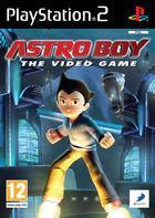 Portada oficial de de Astro Boy para PS2