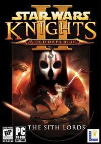 Portada oficial de Star Wars: Caballeros de la Antigua República para PC