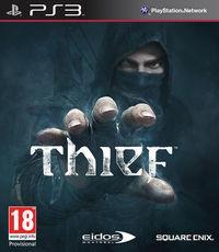 Portada oficial de Thief para PS3