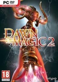Portada oficial de Dawn of Magic 2 para PC