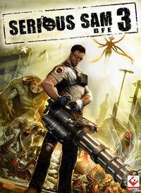 Portada oficial de Serious Sam 3: BFE para PC