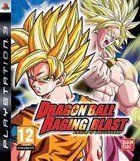 Portada oficial de de Dragon Ball: Raging Blast para PS3