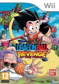 Portada oficial de Dragon Ball: Revenge of King Piccolo para Wii