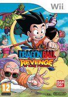 Portada oficial de de Dragon Ball: Revenge of King Piccolo para Wii