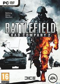 Portada oficial de Battlefield: Bad Company 2 para PC