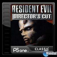 Portada oficial de Resident Evil Director's Cut PSN para PS3