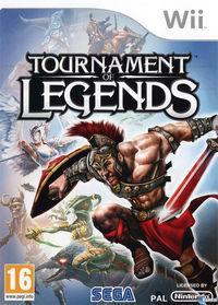 Portada oficial de Tournament of Legends para Wii