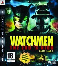 Portada oficial de Watchmen: The End is Nigh - Parte 2 PSN para PS3