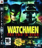 Portada oficial de de Watchmen: The End is Nigh - Parte 2 PSN para PS3