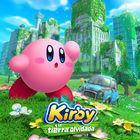Portada oficial de de Kirby y la tierra olvidada para Switch