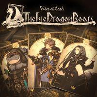 Portada oficial de Voice of Cards: The Isle Dragon Roars para PS4
