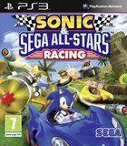 Portada oficial de de Sonic and SEGA All-Stars Racing para PS3