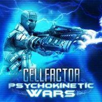 Portada oficial de CellFactor: Psychokinetic Wars PSN para PS3