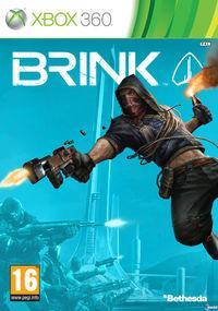 Portada oficial de Brink para Xbox 360