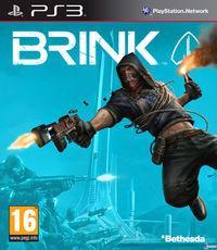 Portada oficial de Brink para PS3
